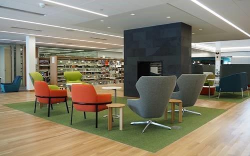 Eden Prairie Library Reopening Celebration