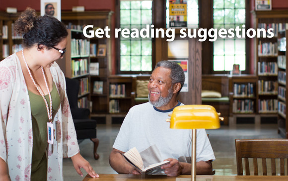 Get reading suggestions heading