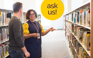 Ask Us for reading suggestions