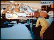 Early hazardous waste inspections