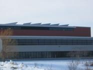 Hennepin County Public Works Facility Medina with solar panels