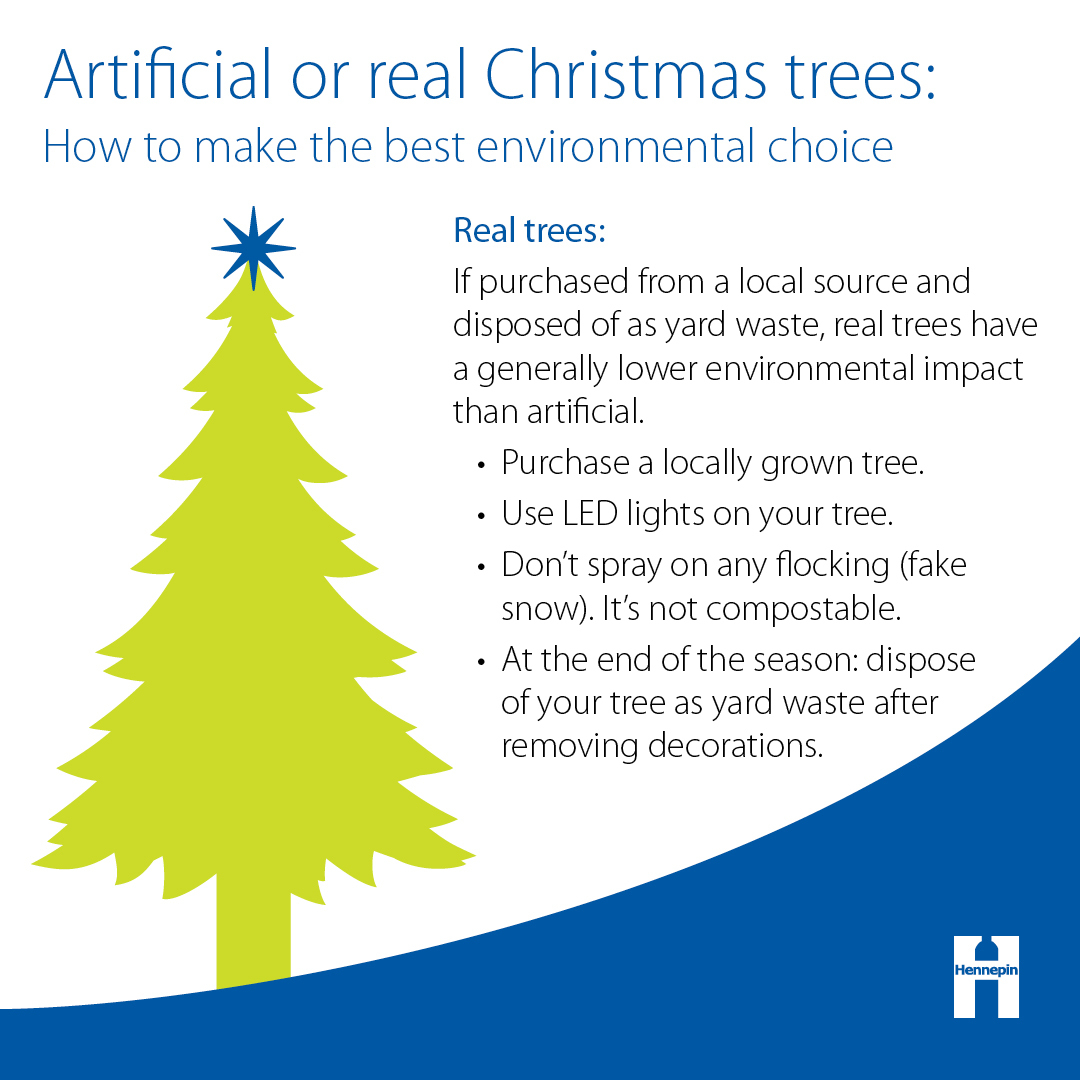 Tips for purchasing a real Christmas tree