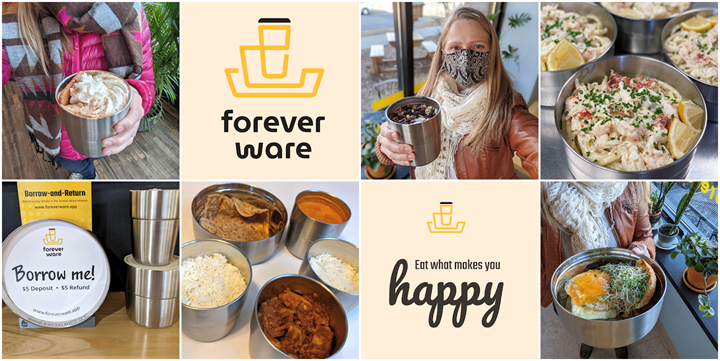 Compilation of Forever Ware photos
