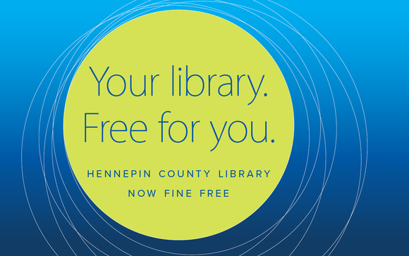image saying Your Library, Free for You
