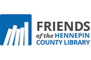 Friends of the Hennepin County Library logo.