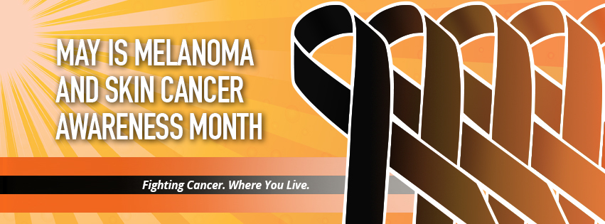 May is skin cancer month