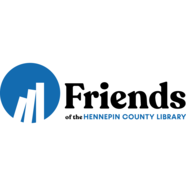 Friends of Hennepin County Library Logo