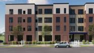 Vista 44 Housing Project Rendering
