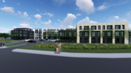 Cornelia Affordable Housing Project Rendering