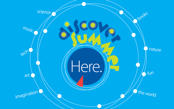 discover summer here logo
