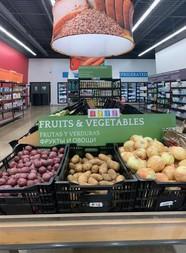 ICA Food shelf food