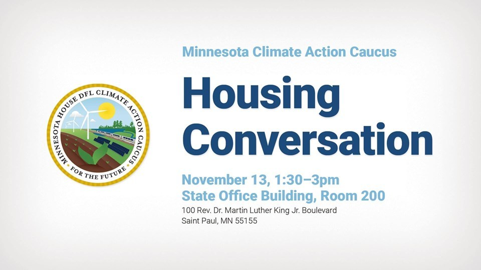 CAC Housing Conversation Graphic
