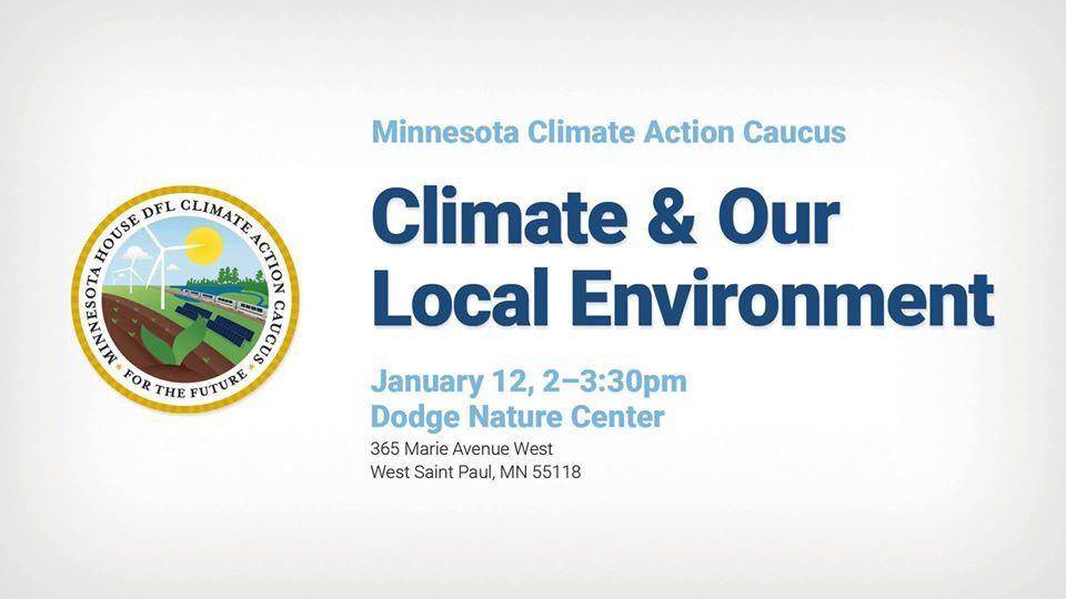 climate caucus