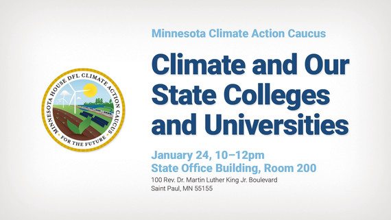 Climate Action Caucus Higher Ed
