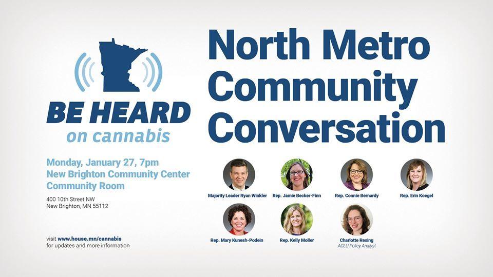 North Metro Be Heard on Cannabis