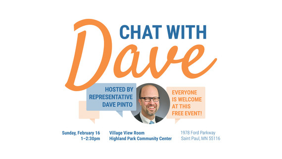 February Chat with Dave Graphic