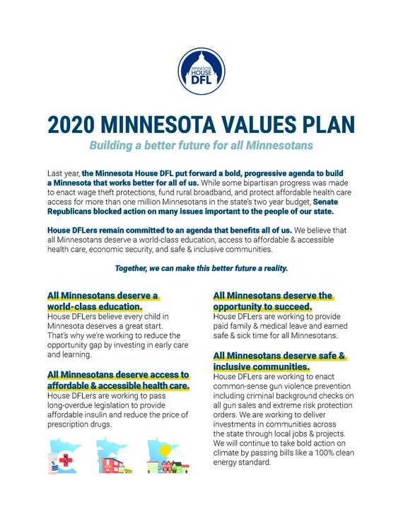 MN Values Plan