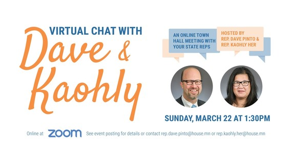 Chat with Dave and Kaohly