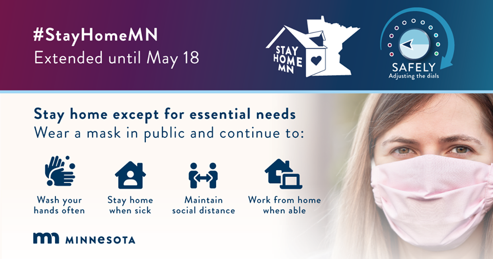 Stay at Home Extended