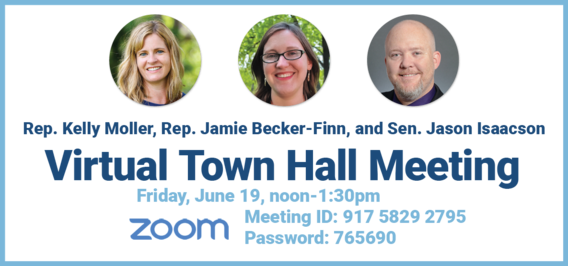 June 19 Town Hall
