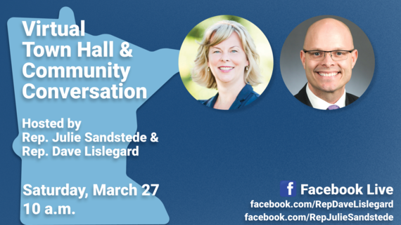 March 27 town hall