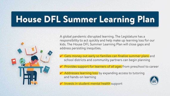 Summer Learning Package