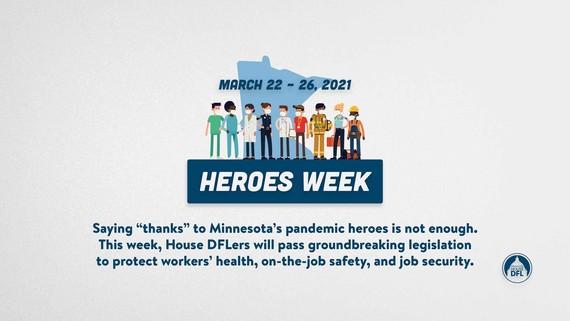 Heroes Week