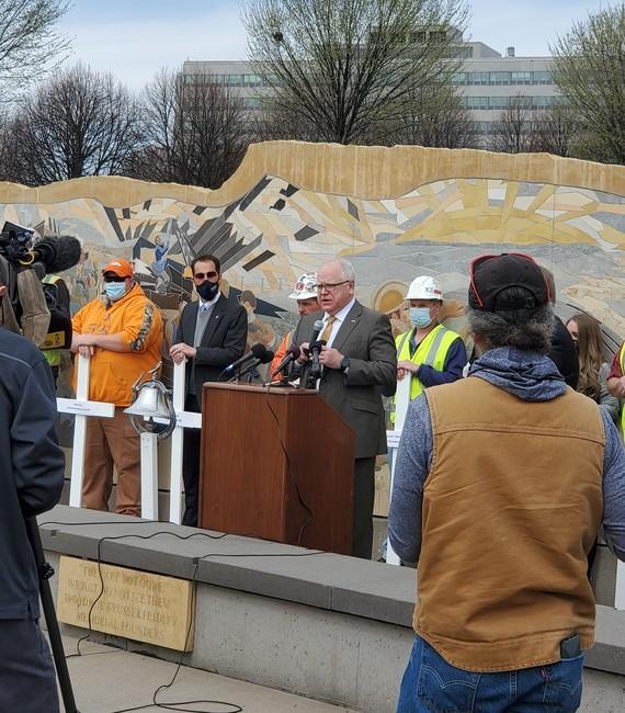 Workers Memorial Event
