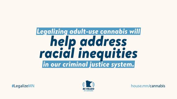 Cannabis Racial Inequality