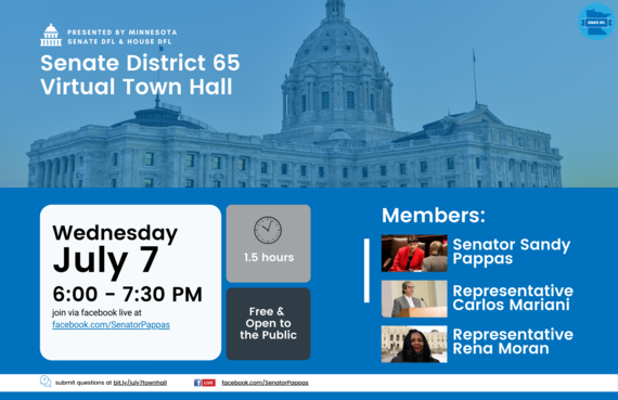 July 7 Town Hall