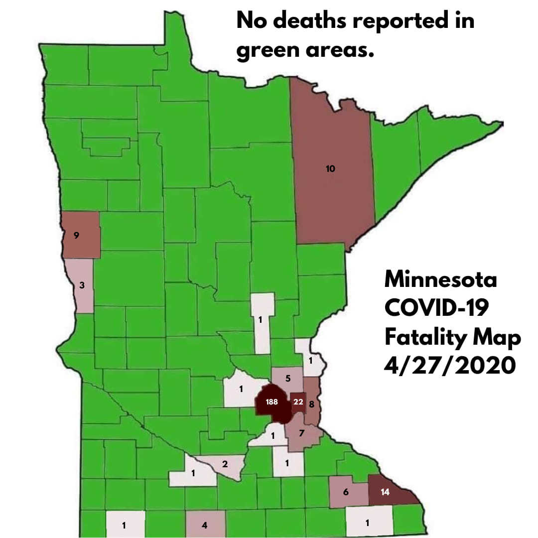 fatalities by county
