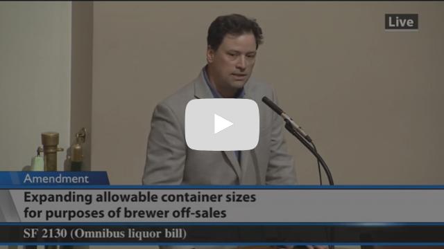 Liquor Amendment Presentation