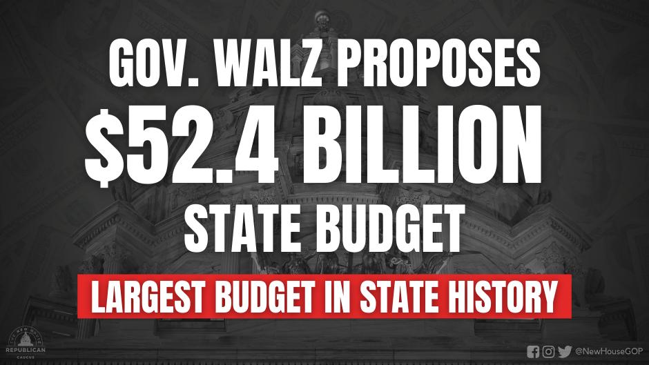 Walz Budget