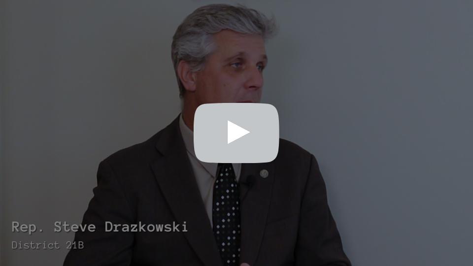Rep. Steve Drazkowski - Video - 3.9.21