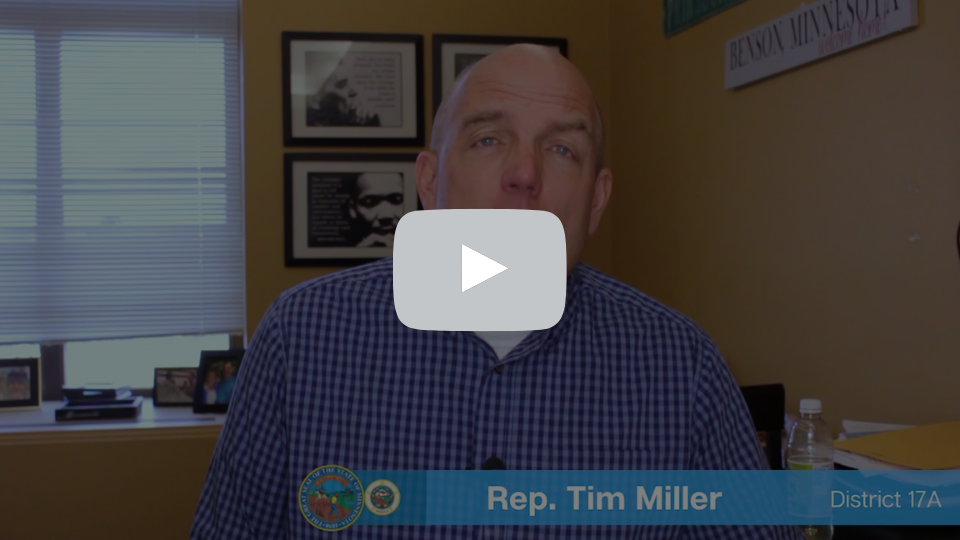 Rep. Tim Miller - 3.12.21