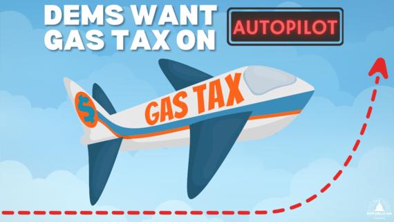 gas tax escalator