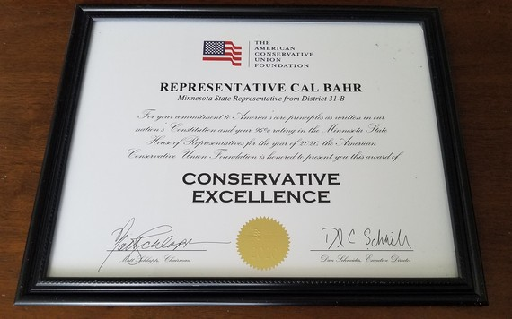 Conservative Award picture