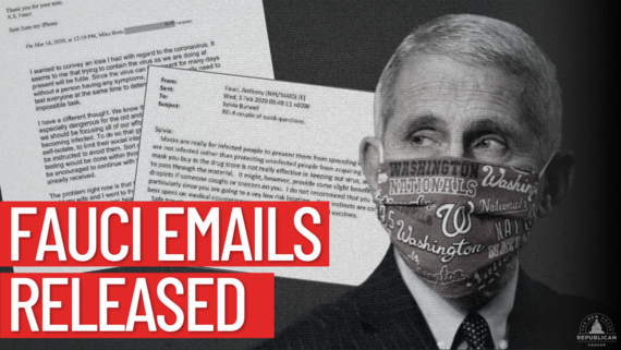 Fauci Emails