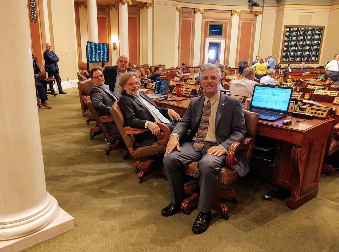 New GOP on House Floor