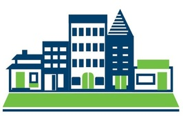Downtown and Business Corridor Icon