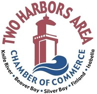 Two Harbors Chamber of Commerce Logo