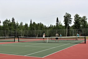 Fayal Tennis Court