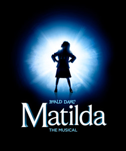 Matilda The Musical Logo