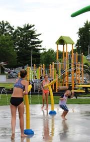 Deerwood Splash Pad