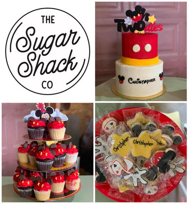 Sugar Shack Collage