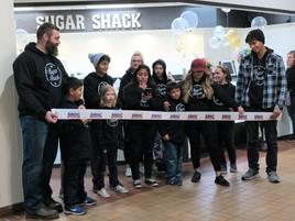 Sugar Shack Grand Opening