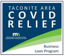 Taconite Area Community Relief grant logo