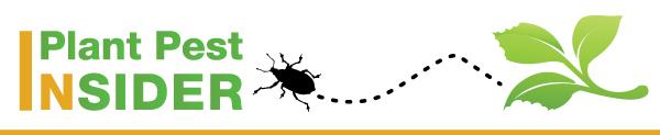 Plant Pest Insider Newsletter banner