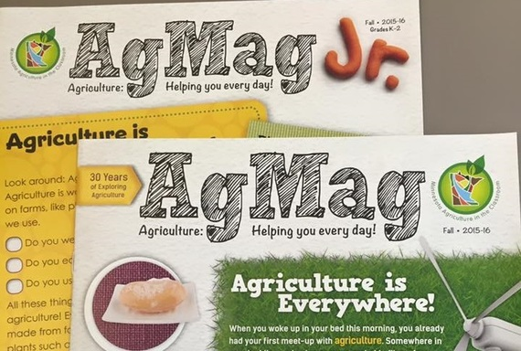 AgMag and AgMag Jr. covers