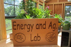 Ag lab from grant